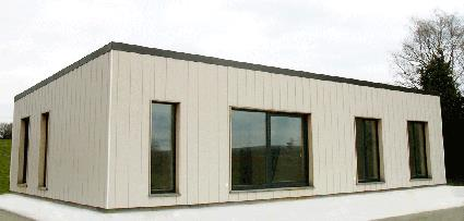 Maison passive Terra Bois en Charente