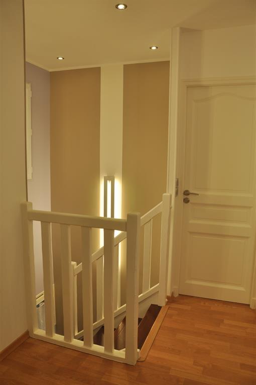 Image Escalier d'accès étage WILFRID DEYDIER ARCHITECTURE