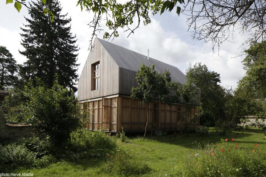 Image Maison vue de l'extérieure arba
