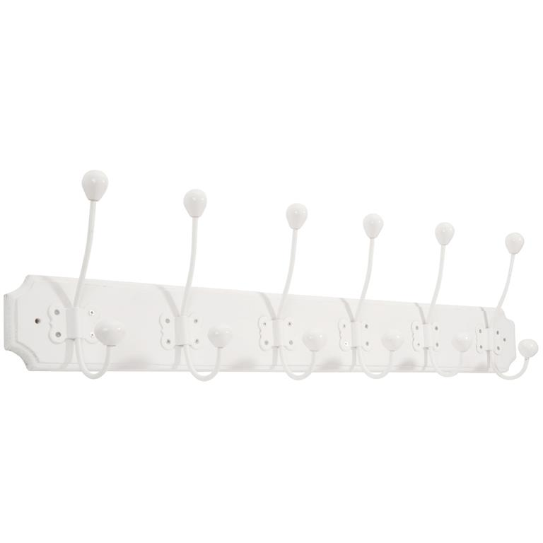Cool Patre Crochets En Bois Blanc Houat With Maison Du