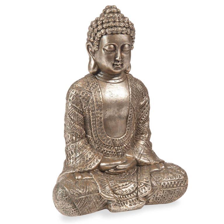 Statuette bouddha H23