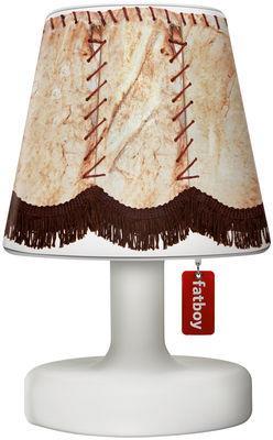 Abat-jour Cooper Cappie / Pour lampe Edison the Petit - Fatboy marron