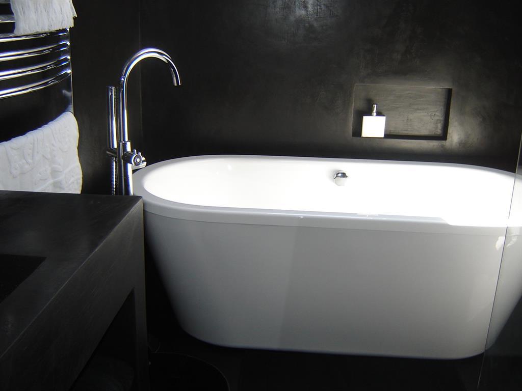 Beton Ciré Salle De Bain salle de bain béton cire - domozoom