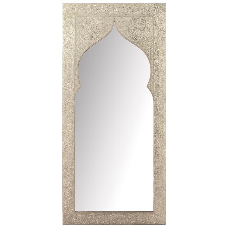 Miroir h 160 cm latipur maisons du monde ref 111212 for Miroir 160 cm