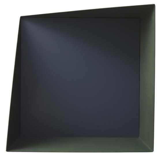 Etagère Wall Box Vert & Bleu - Please Wait to be Seated