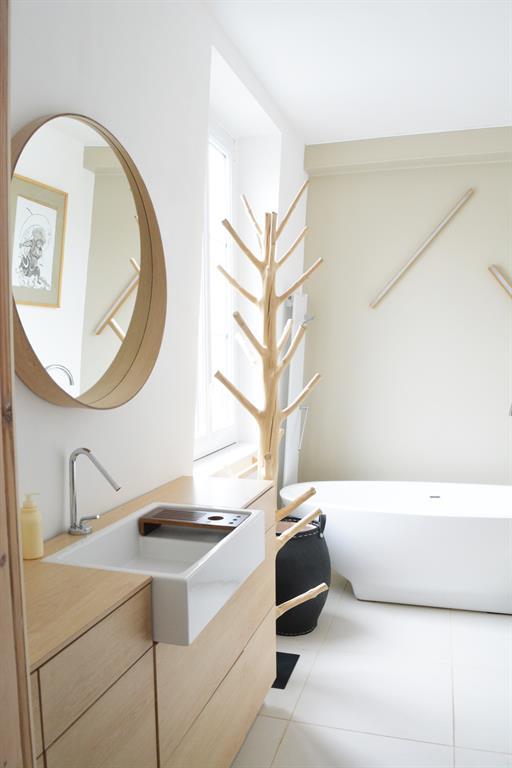 Salle de bain nature une demeure autrement