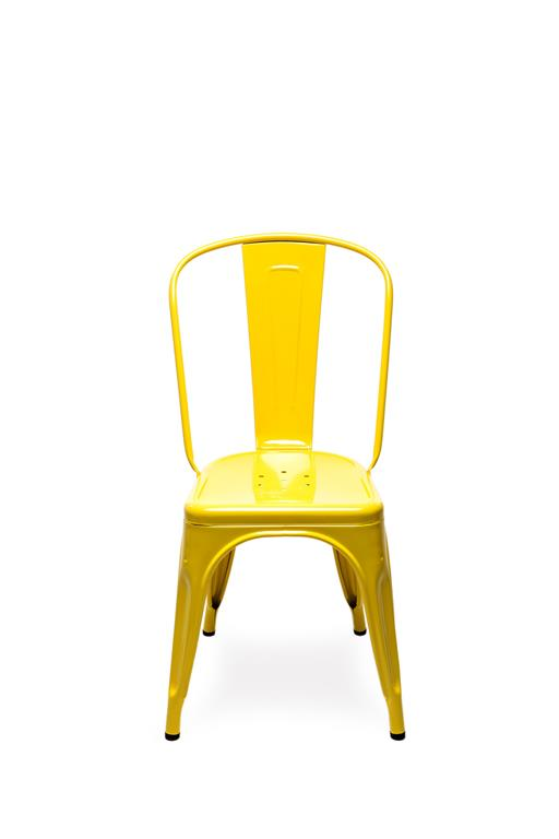 Chaise A jaune