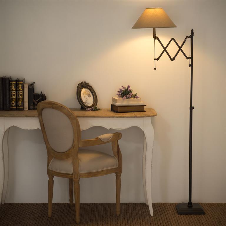 lampadaire industriel maison du monde amazing collection pierre guariche maisons du monde with. Black Bedroom Furniture Sets. Home Design Ideas