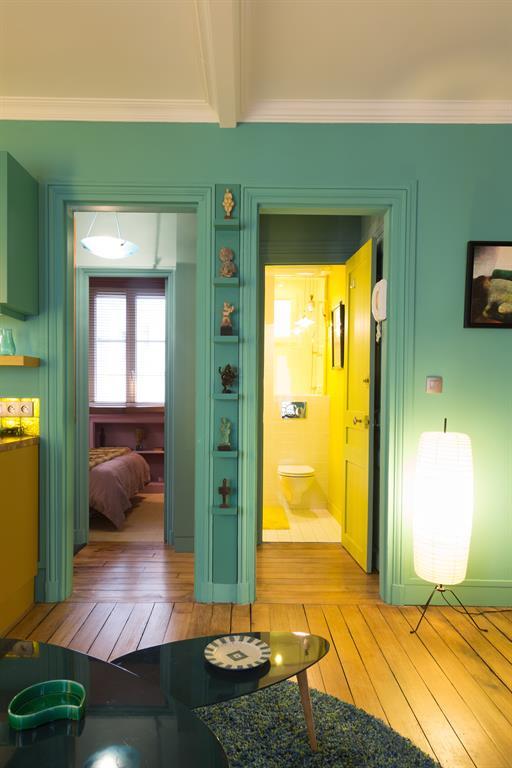 cuisine laurence faure photo n 03 domozoom. Black Bedroom Furniture Sets. Home Design Ideas