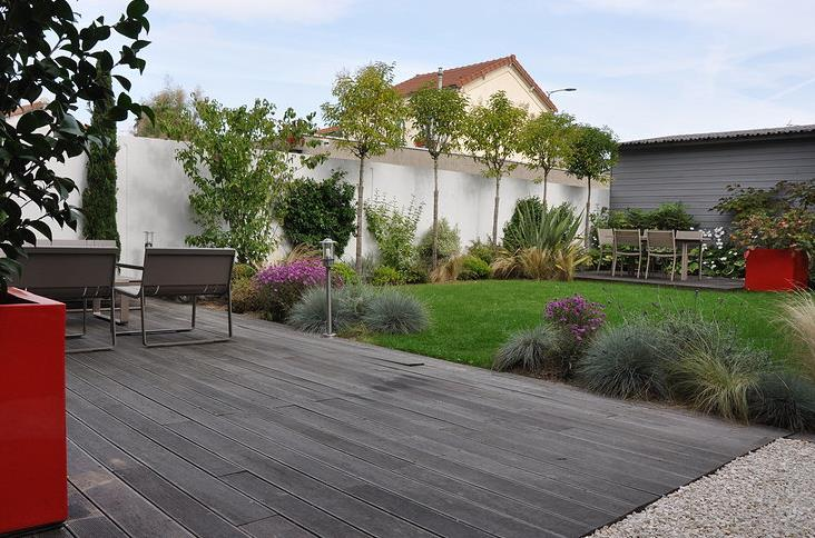 Deco design jardin terrasse for Design jardin terrasse