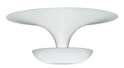 Plafonnier Funnel Mini / Ø 22 cm - Vibia blanc en métal