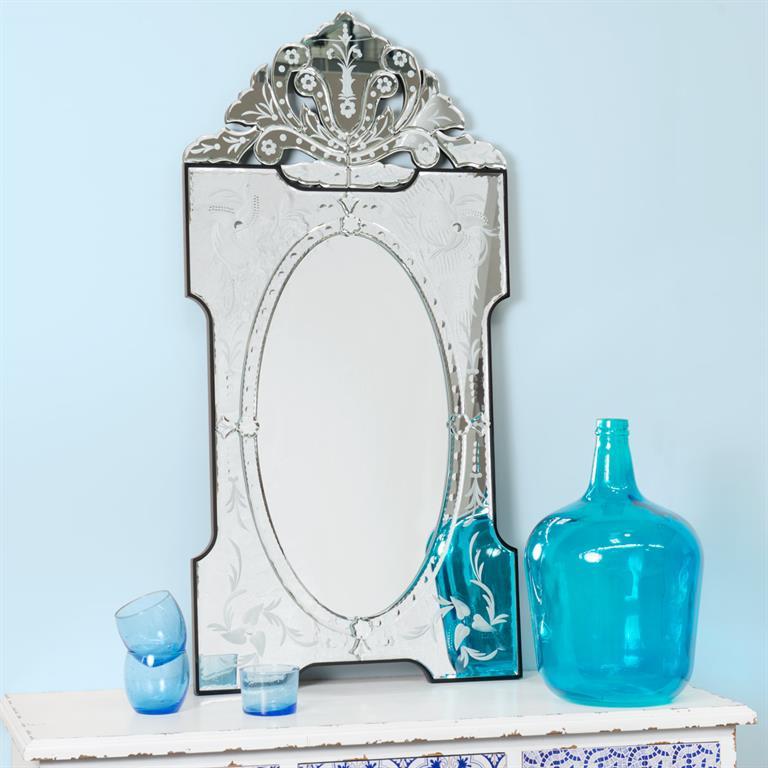 Miroir vénitien Cyclades