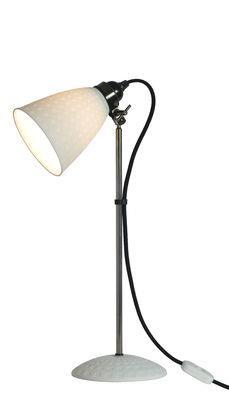 Lampe de table Hector 21 / H 46 cm - Porcelaine