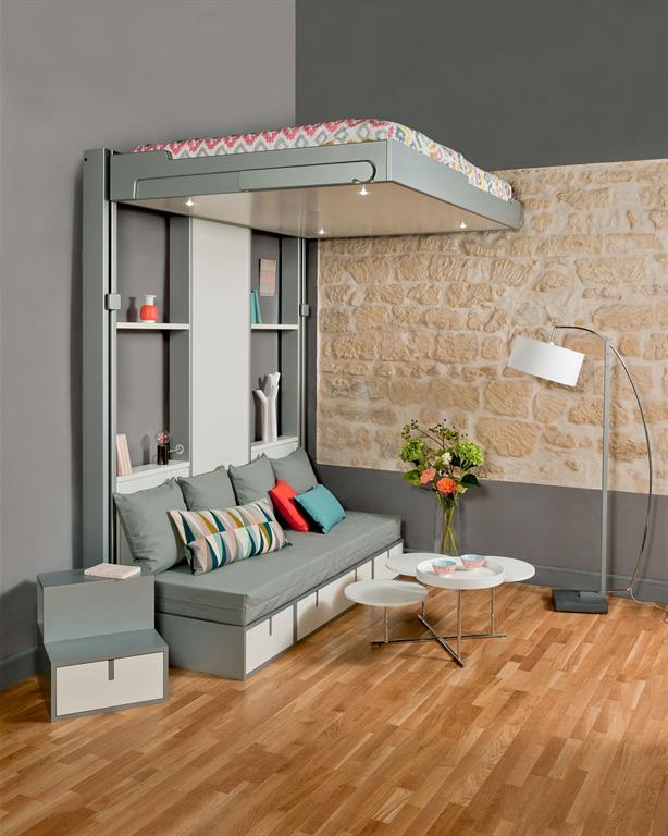 Studio ou petit appartement