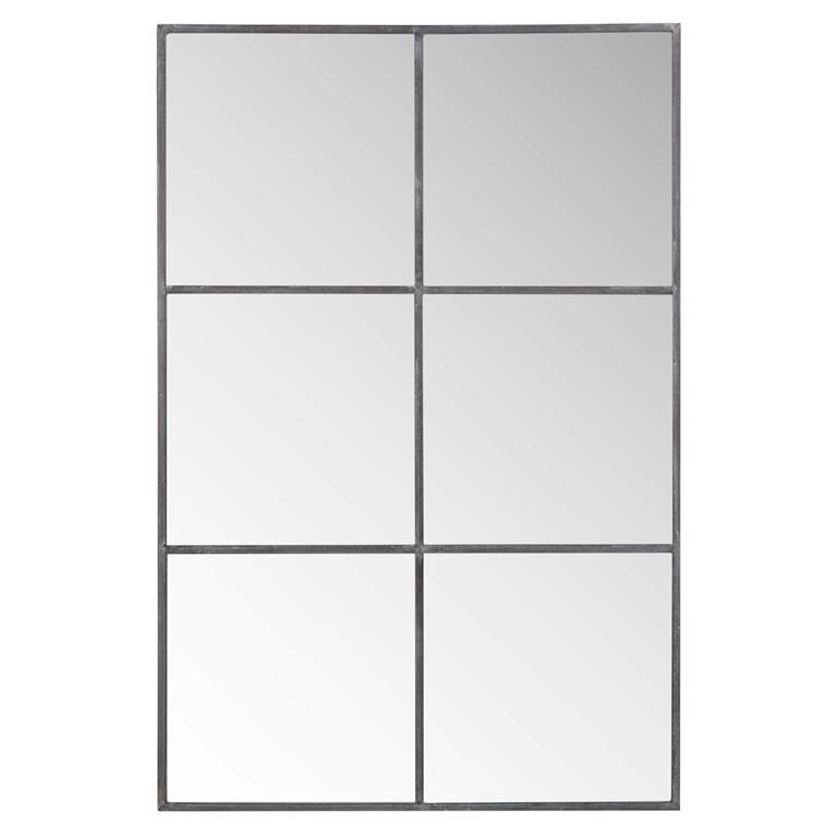 Miroir en métal H 90 cm ISSAMBRES