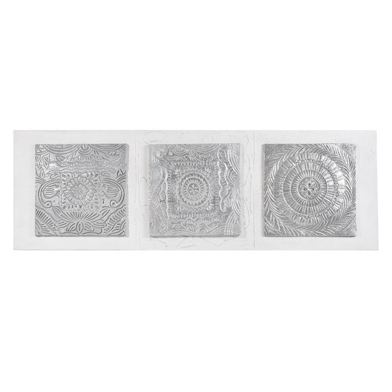 toile blanche newala 33 x 100 cm