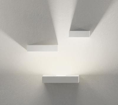 Applique Set LED / Set 3 modules - Vibia blanc en métal