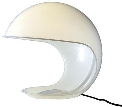 Lampe de table Foglia - Martinelli Luce Blanc en Matière plastique