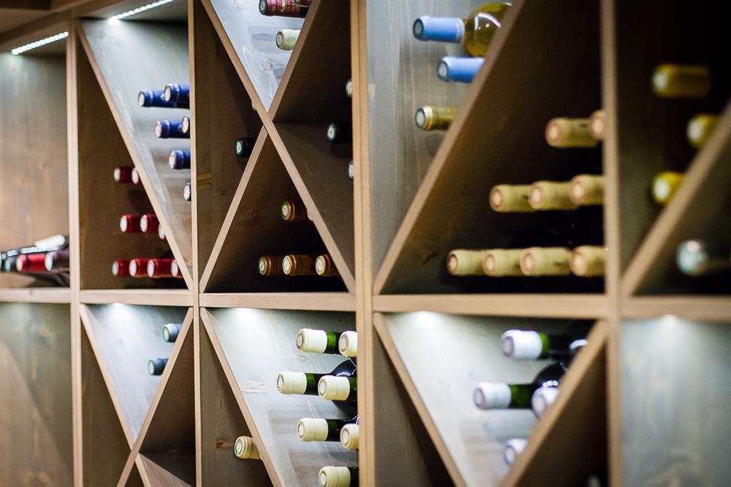 Cave à vin sur mesure