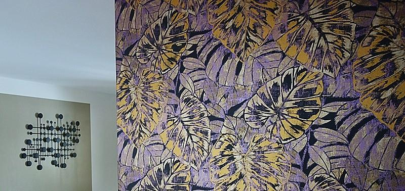 Choix papier peint et décoration murale