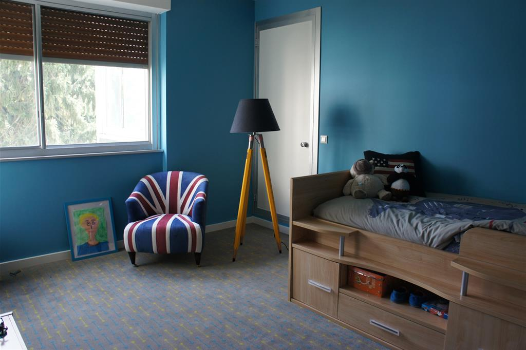 Chambre ado new york garon cheap dcoration chambre theme londres with chambre ado new york - Chambre deco new york ado ...
