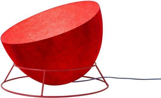 Lampe rouge H20 F Nebulite - In-es