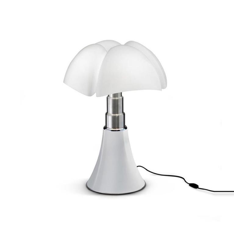 Lampe LED blanc H35cm
