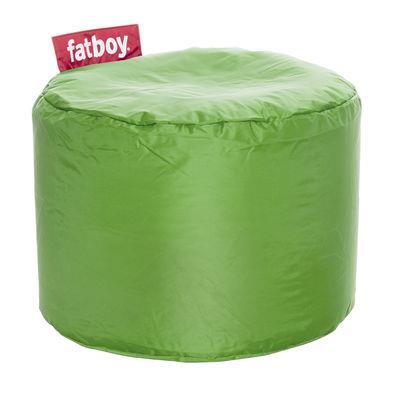 Pouf Point - Fatboy Ø 50 x H 35 cm vert prairie