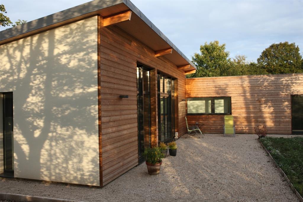 Construction d 39 une maison individuelle avec atelier d - Echeancier construction maison individuelle ...