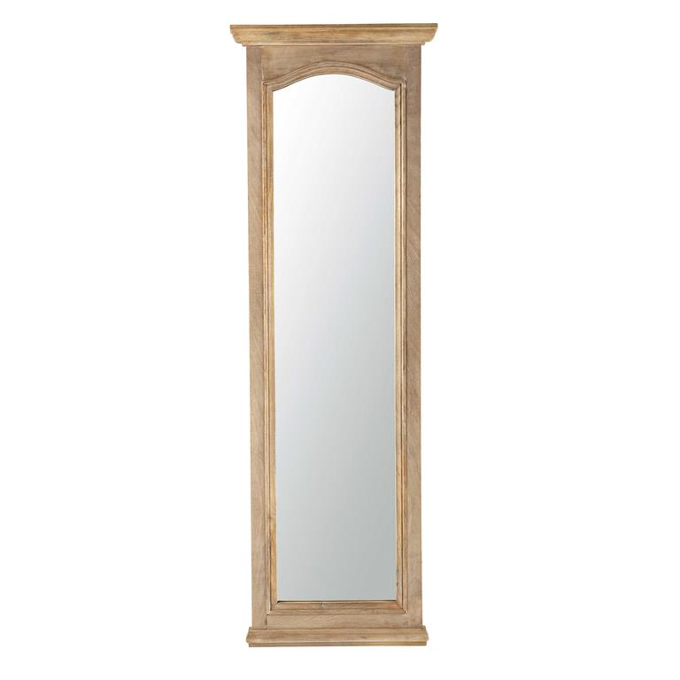 Miroir en manguier H 178 cm ST FLORENT