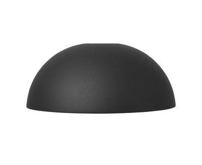 abat jour d me pour suspension collect ferm living noir mat en m tal. Black Bedroom Furniture Sets. Home Design Ideas