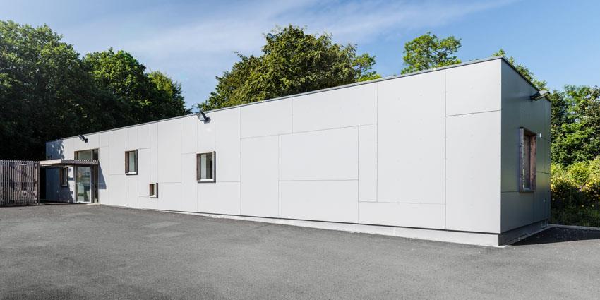 Construction d'un cabinet dentaire à Brest
