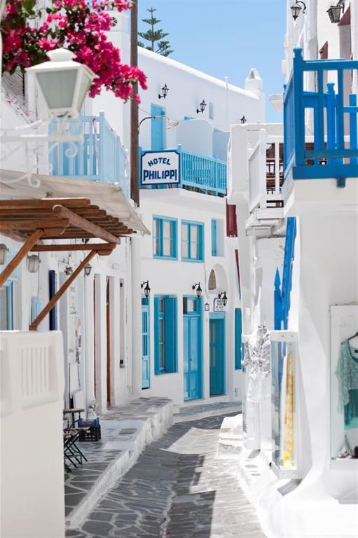 Des idées déco lumineuses inspirées de la Grèce pour que le voyage ...