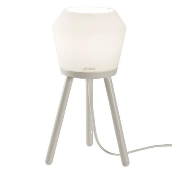 Lampe LED Design Almo Blanc - Calabaz