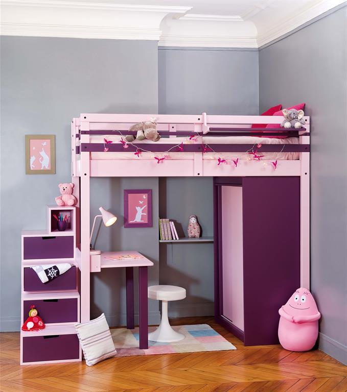 Chambre - Chambre avec lit mezzanine ...