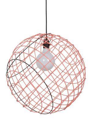 Suspension Sphere XL / Métal - Ø 50 cm - Forestier noir