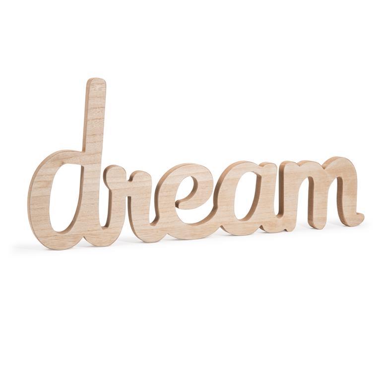 d co murale en bois l 65 cm dream maisons du monde. Black Bedroom Furniture Sets. Home Design Ideas