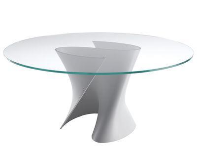Table S / Ø 140 cm - MDF Italia Blanc
