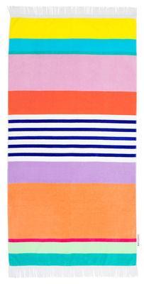 Drap de bain Havana / 90 x 175 cm - Coton éponge
