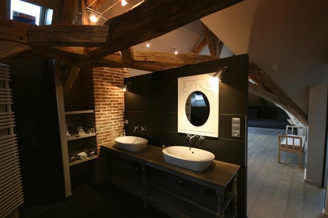 Best Chambre Salle De Bain Combles Photos Lalawgroupus - Salle de bain dans combles