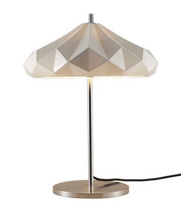 Lampe de table Hatton 4 / H 54 cm - Porcelaine