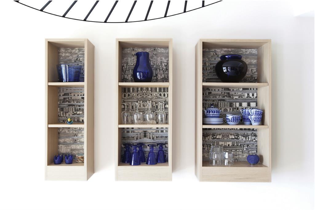 Image Etagère en bois Archi Design