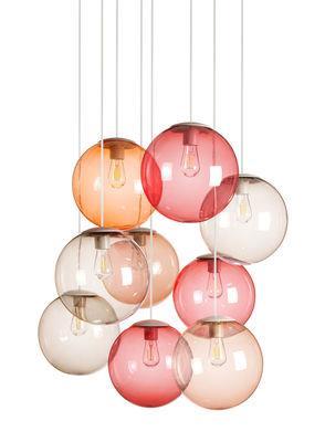 Suspension Spheremaker / Set 9 sphères - Fatboy orange