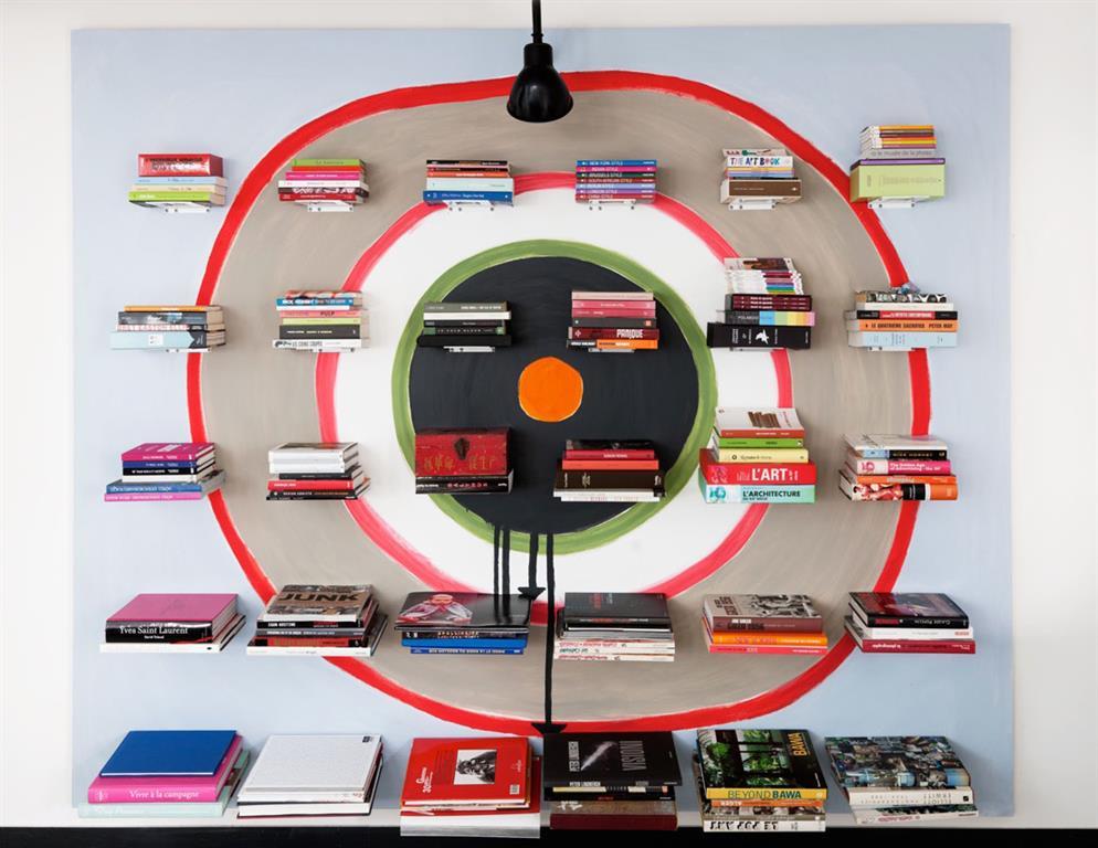 biblioth que sur mesure moc photo n 56 domozoom. Black Bedroom Furniture Sets. Home Design Ideas