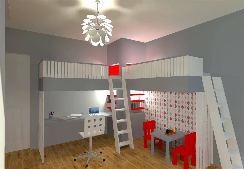 Awesome Chambre Enfant Moderne Ideas - Design Trends 2017 ...