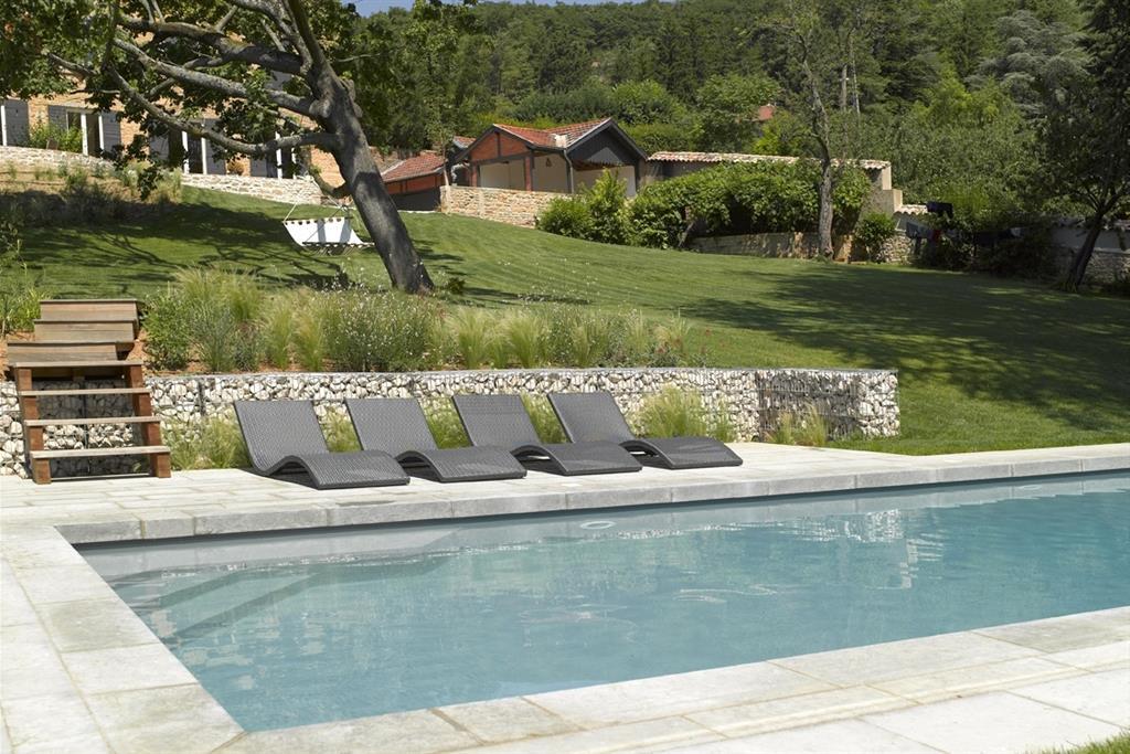 Image Création d'une zone de baignade Mon Jardin en ligne