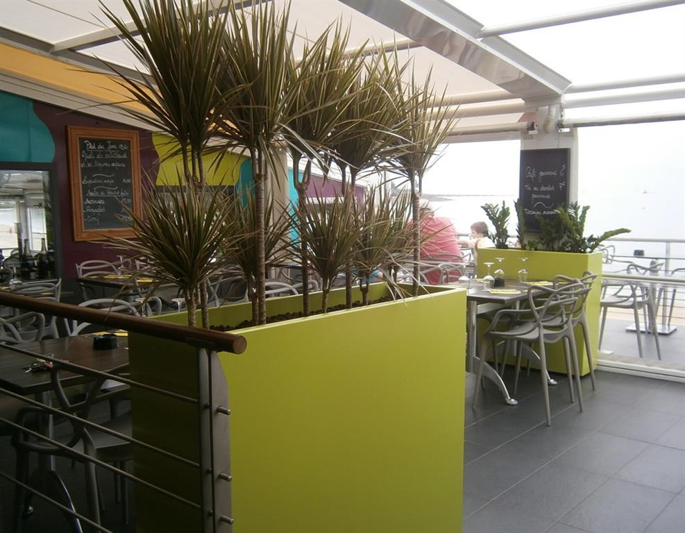 Restaurant sous véranda