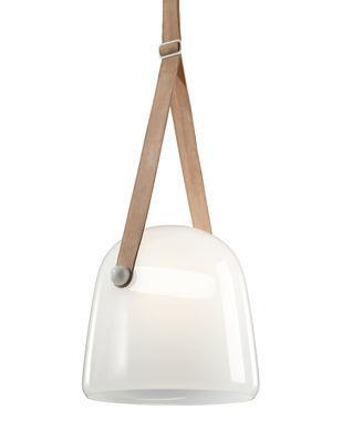 Suspension Mona / Verre - Brokis blanc