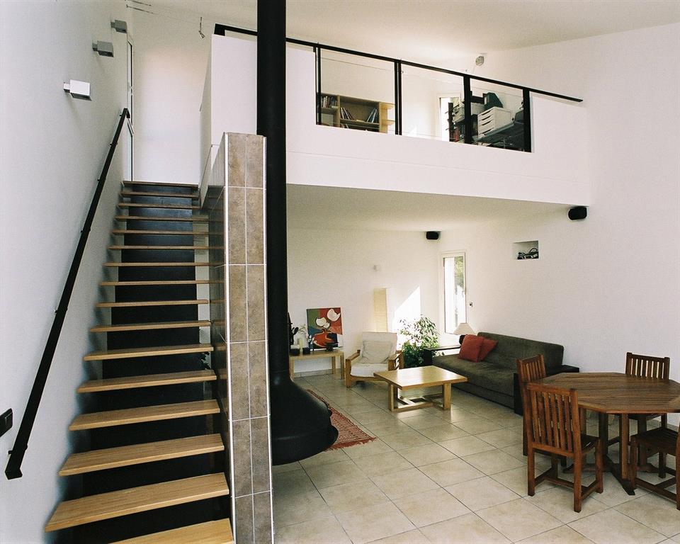 Célèbre Maison Avec Mezzanine Moderne YK17 | Montrealeast