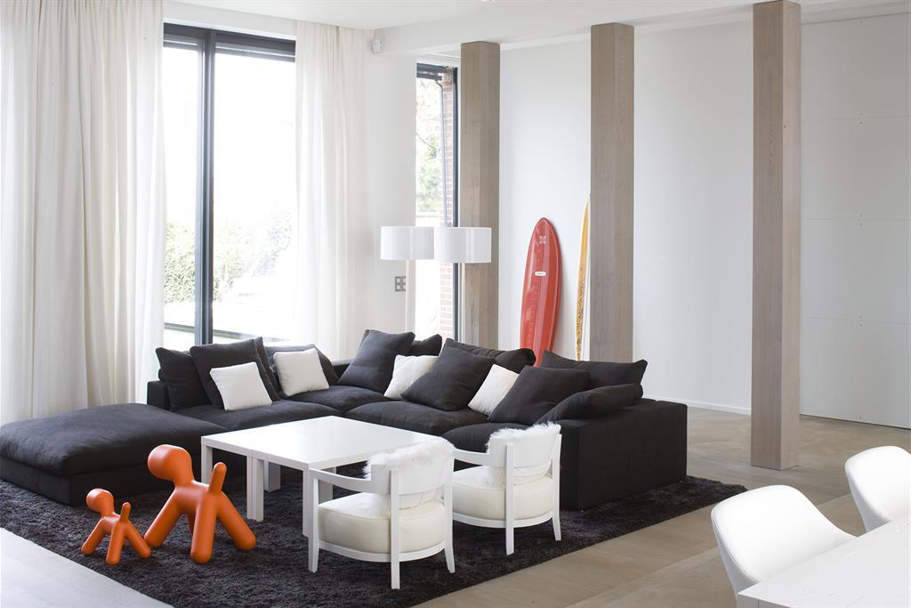 Image Salon et son canapé d'angle GUILLAUME DA SILVA